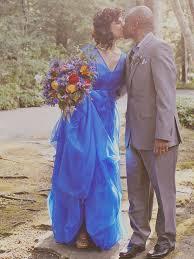 20 dreamy blue wedding gowns