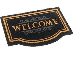 front door mats outdoorFunny Front Door Mats Outdoor Awesome Personalised Mat Large Black