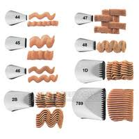 Cake Decorating Nozzles set