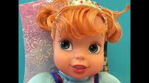 Disney <b>Frozen</b> Baby <b>Anna</b> with an <b>elegant</b> tiara - must have gift this ...
