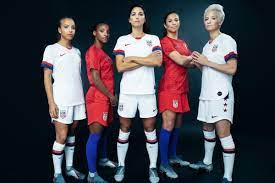 Nike USWNT kits for the 2019 World Cup ...
