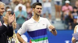 Tearful Novak Djokovic tells fans his ...