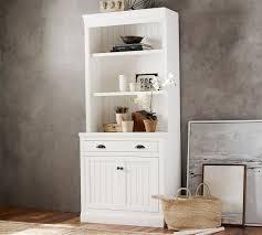 aubrey double bookcase