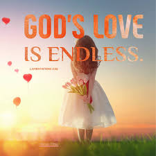 Image result for god's love is endless