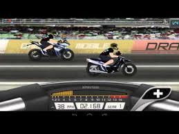 drag race bike edition mod indonesia bike part1 youtube