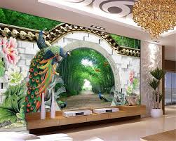 Peacock Bedroom Popular Wallpaper Roll For Door Buy Cheap Wallpaper Roll For Door