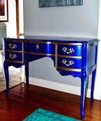 custom painted furniture modern masters paint on a vanity pink is