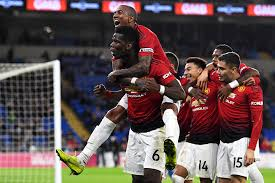 Manchester united football club is a professional football club based in old trafford, greater manchester, england, that competes in the pre. Man Utd Seek Continued Joy Over Christmas Period