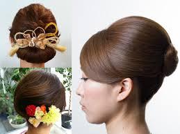 成人式や卒業式に和装に似合う髪型華やかヘアアレンジall About