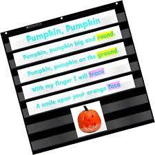 Scholastic Classroom Resources Mini Pocket Chart Black Sc573278