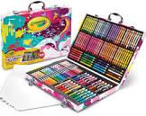 Crayola Inspiration Art Case; 140 Art Supplies