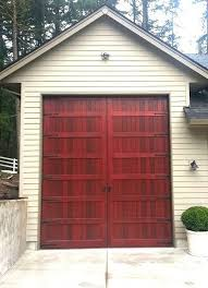 10 ft garage doorOversized Doors  Nonwarping patented honeycomb panels and door cores