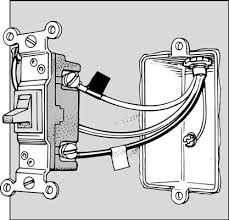 how to replace a three way light switch dummies a three way switch has at least three wires and possibly four depending on whether it has a ground wire two wires attach to brass screw terminals