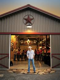 Decorative Stars For Parties Country Stars Party Barns Jason Aldean Luke Bryan And More