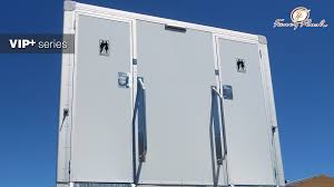 Fancy Flush VIP Luxury Restroom Trailer Rental 4040FANCY Adorable Trailer Bathroom Rental