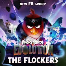 There's a new flock in town! Want to... - Angry Birds Evolution