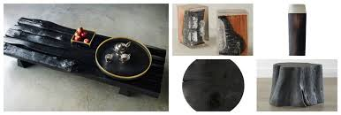 why we love the charred wood trend western living vancouver fireplace mantels wooden boat festival furniture