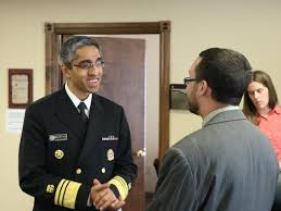 This is my personal account. Surgeon General Addresses Nationwide Opioid Abuse During Stop In Oklahoma City Kosu