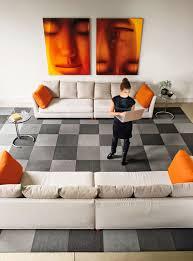 carpet tile pattern ideas. Kitchen:Contemporary Living Room Decoration 24 Inch Grey Carpet Tile In Mineral Pile Thickness Dimentions Pattern Ideas