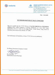 Experience Certificate Format Letter Photo Ndash Civil Work