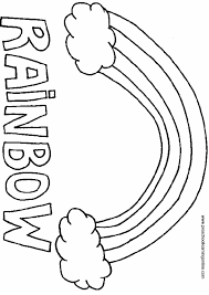 Small Picture Weather Coloring Pages Preschool Coloring Home
