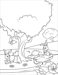 Images Of Forest Coloring Pages Sabadaphnecottage