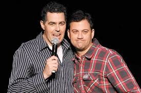 Adam Carolla defends longtime pal Jimmy Kimmel