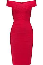 HERVE LEGER Tayler Bandage Dress. herveleger cloth dress.