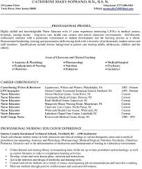 Nurse Educator Resume 9 10 Clinical Instructor Resume Juliasrestaurantnj Com