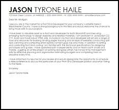 Ideas Collection Cover Letter How To End Strong In Cover Letter