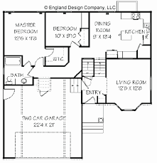 side to side split house plans unique side split floor plans split entry house plans