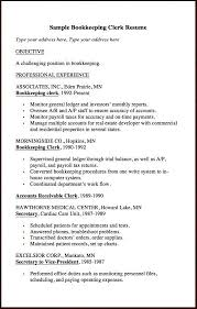 Tax Clerk Sample Resume Inspiration Best Solutions Of Free Sample Tax Preparer Resume Perfect Tax Clerk