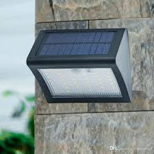 solar wall lights home depot powered ireland led light outdoor waterproof security lighting winsome