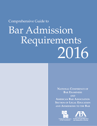 Mpre Scaled Score Chart 2016 Bar Admission Requirements Comprehensive Guide To