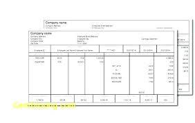 Pay Stub Samples Templates Salary Pay Stub Template Kazakia Info