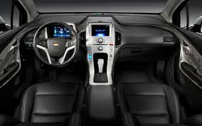 Car Picker - chevrolet Volt interior images