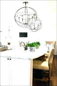 chandelier ideas dining room crystal