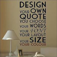 how to make your own wall stickers make your own wall decal drivenwideinfo