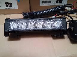 Federal Signal Lights Strobe Strobe Light 8 Led P1001k