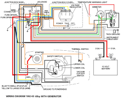 help please 40hp 1962 johnson electric seahorse page 1 iboats 1958 Johnson Super Seahorse 35 1959 Johnson Seahorse 35 Hp Wiring Diagram click image for larger version name wiring1962 63je40hpwithgenerator 1 jpg views