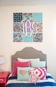 diy teen room decor ideas for girls diy fabric wall art cool bedroom decor
