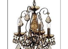 schonbek new orleans inch wide light mini chandelier
