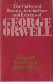 george orwell essay on writing acirc % original research paper service com
