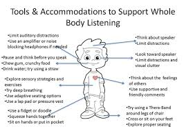 Tips To Teach Whole Body Listening Its A Tool Not A Rule