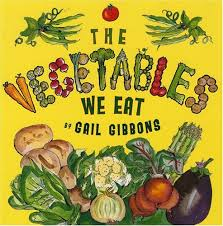 not only will this book expose kids to a variety of vegetable types but it explains how they re grown and why they re healthy to eat