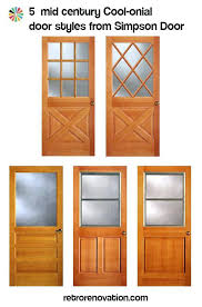 diamond paned windows colonial style front doors for mid century houses five styles available today