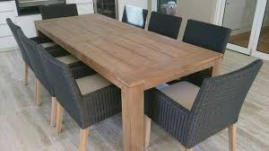 teak dining table outdoor throughout furniture stunning free sample prepare 9