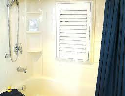 window in shower cover bathroom shower window covering ideas window shower cover window in shower