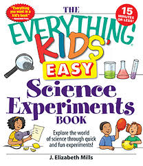 the everything kids easy science experiments book 9781440501593 hr