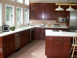 Paint Oak Kitchen Cabinets Oak Kitchen Cabinets Painted Grey Upscale Kitchen With Offwhite